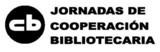 Jornadas de Cooperación Bibliotecaria