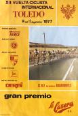 XII Vuelta Ciclista Internacional a Toledo