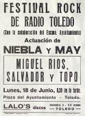 Festival rock de radio Toledo