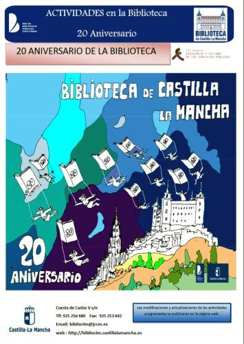 Programa de Actividades del 20 Aniversario