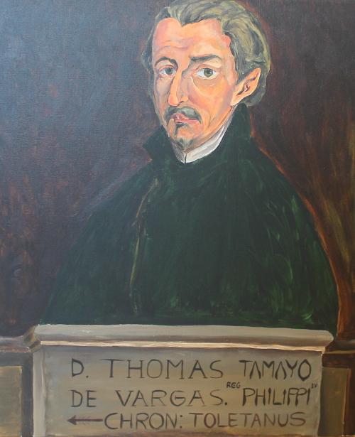 Retrato de Thomas