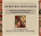 5 Congreso Internacional Escrituras Silenciadas
