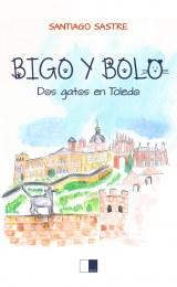 Bigo y Bolo: dos gatos en Toledo