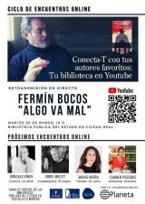 Conecta-T con tus autores favoritos: Fermín Bocos