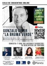Conecta-T con tus autores favoritos: Gonzalo Giner