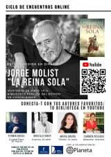 Conecta-T con tus autores favoritos: Jorge Molist