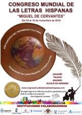 """Congreso Mundial de las Letras Hispanas """"Miguel de Cervantes"""""""