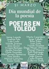 Día Mundial de la Poesía. Poetas en Toledo