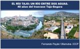 El río Tajo: un río entre dos aguas