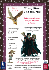 Cartel Harry Potter