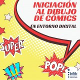 Iniciación al dibujo de cómics en entorno digital