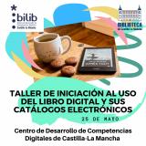Uso del libro digital y sus catálogos online