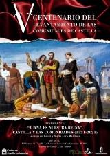 """""""Juana es nuestra reina"""", Castilla y las Comunidades (1521-2021)"""