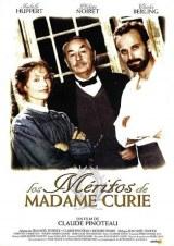 Los méritos de Madame Curie