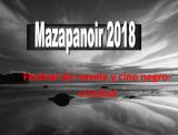 Mazapanoir 2018
