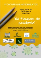 I Concurso de Microrrelatos Biblioteca de Castilla-La Mancha