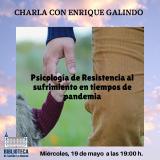 Psicología de resistencia al sufrimiento en tiempos de pandemia