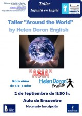Taller Around the world ASIA