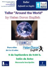 Taller Around the world Francia