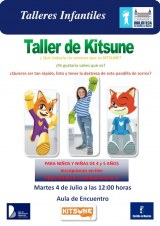Taller de Kitsune