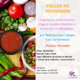 Taller de nutrición para personas con enfermedades crónicas