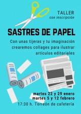 Sastres de papel