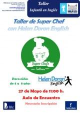 Taller Super Chef Helen Doron