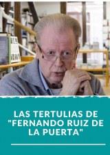 Charla con Fernando Ruiz de la Puerta