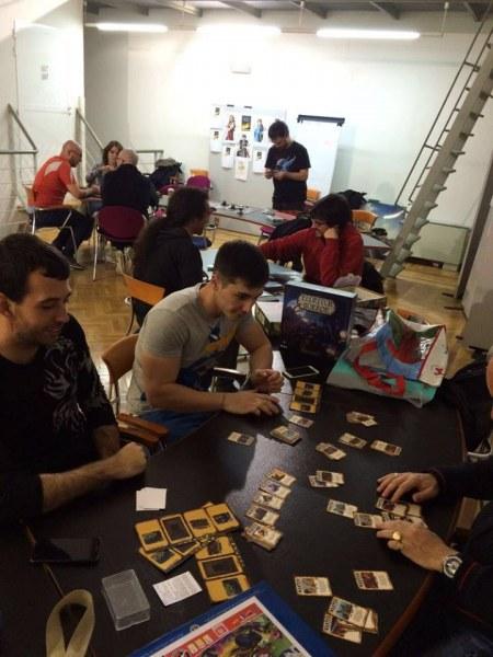 Sesión de Juegos de Rol con Runerwords