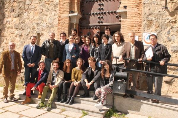 Día de presentación Jóvenes Creadores 2016