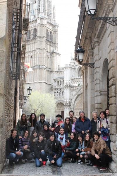 Visita a Toledo (Jóvenes Creadores 2016)