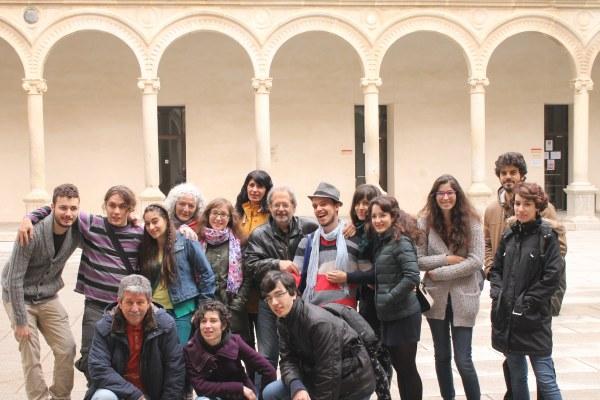 Jóvenes Creadores 2016 Visita Toledo