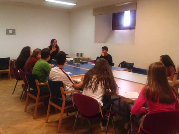 Conversaciones en Inglés (Fundación Ortega-Marañon)