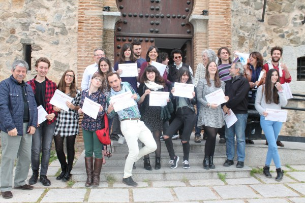 Despedida III Encuentro Jóvenes Creadores 2016