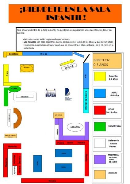 Plano Sala Infantil
