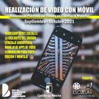 Realización de vídeo con móvil (online)